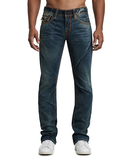 STRAIGHT FIT MEGA T JEAN