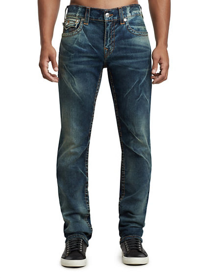 SLIM FIT MIDNIGHT BIG T JEAN