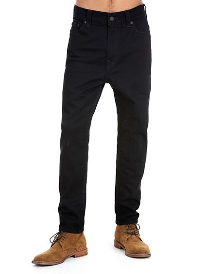 SLIM DROP RISE MENS JEAN
