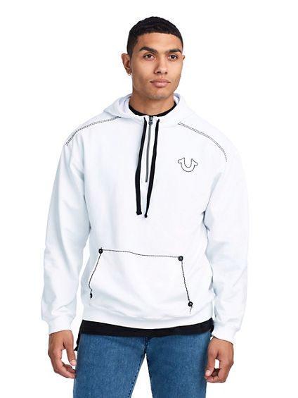 VOID TACTICS MENS SUPER T FLEECE PULLOVER HOODIE