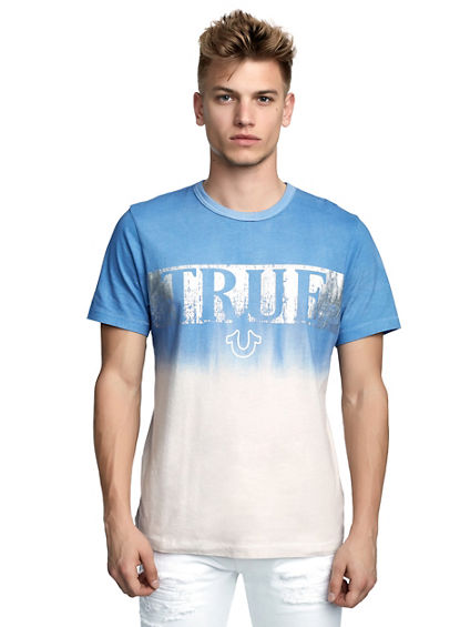 MENS TWO TONE TRUE GRAPHIC TEE