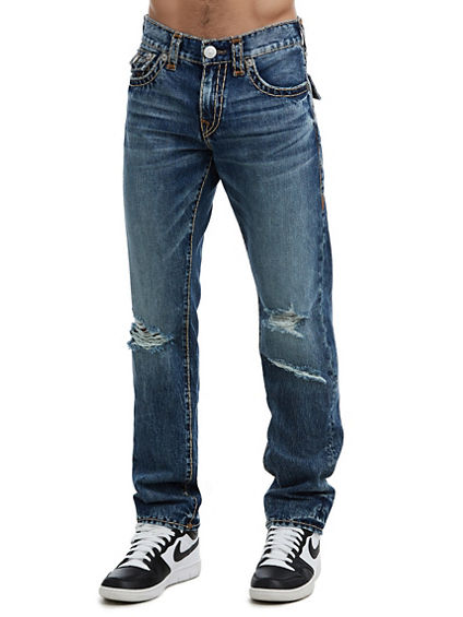 MENS GENO SLIM SUPER T JEAN