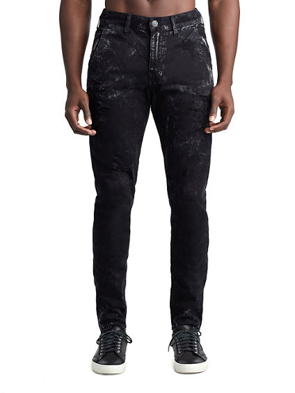MENS DISTRESSED FINN RUNNER PANT