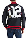 MENS PATCH VARSITY JACKET