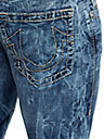 MENS MARBLE BIG T GENO SLIM JEAN