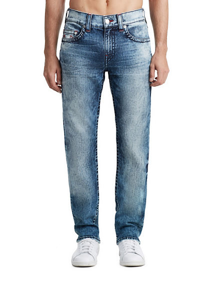 MENS MULTI BIG T SLIM JEAN