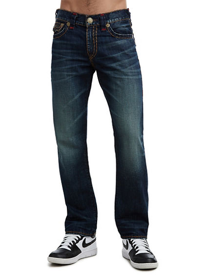 MENS RICKY STRAIGHT SUPER T JEAN