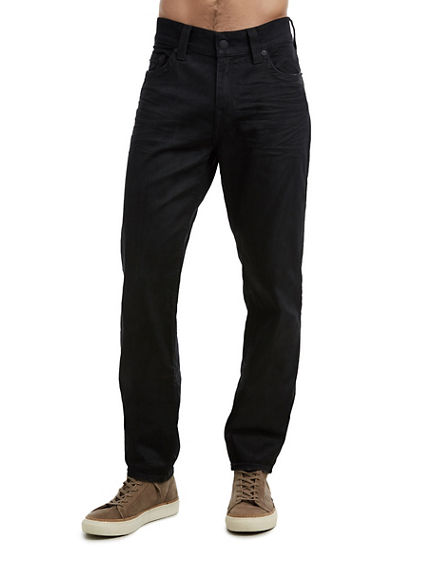 MENS COATED ROCCO SKINNY JEAN