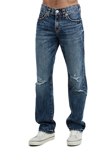 MENS GENO SUPER T SLIM JEAN