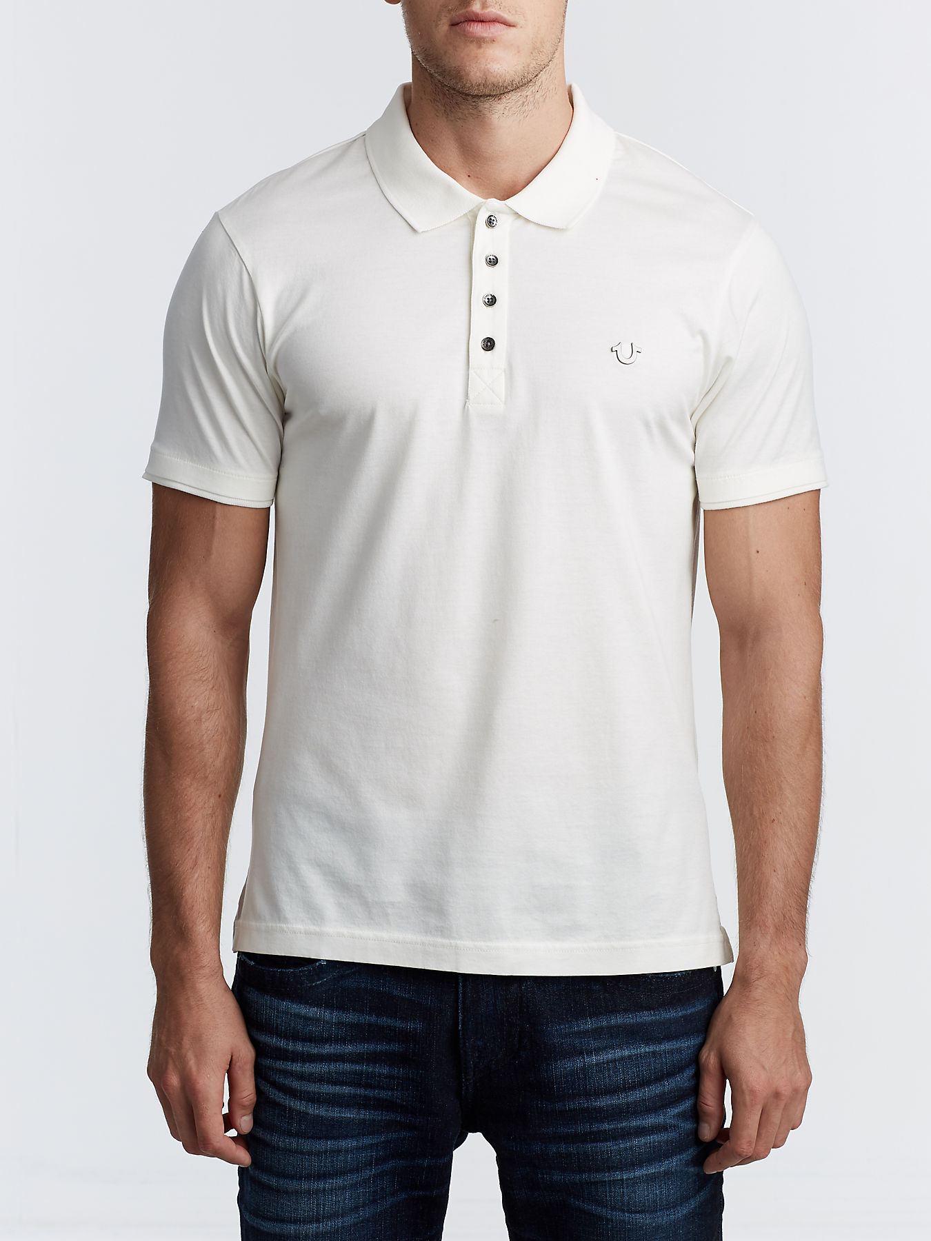 25bb7a482 MENS MERCERIZED COTTON POLO SHIRT