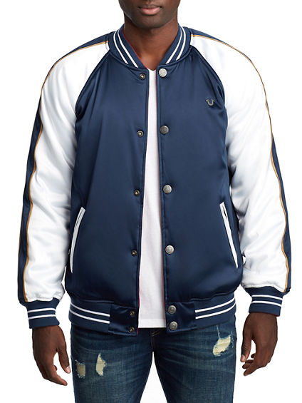 MENS REVERSIBLE SOUVENIR JACKET