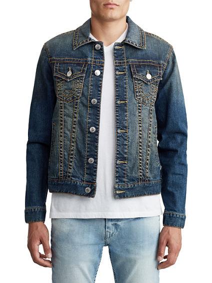 Men S Designer Jackets Free Shipping True Religion