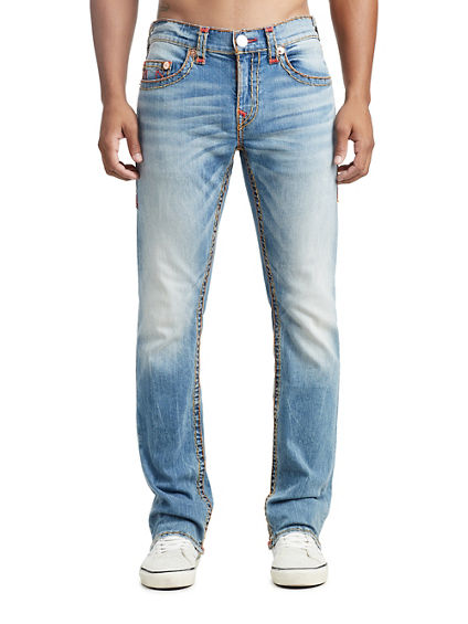 MENS MULTI SUPER T STRAIGHT JEAN