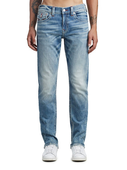 MENS BIG T SLIM JEAN