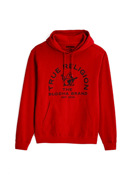 CRAFTED PULLOVER HOODIE