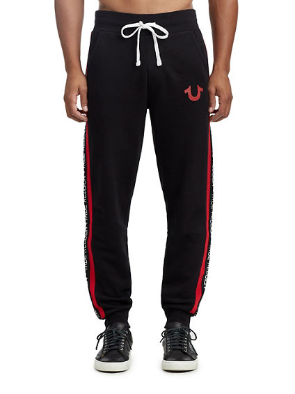 MENS QUILTED JOGGER