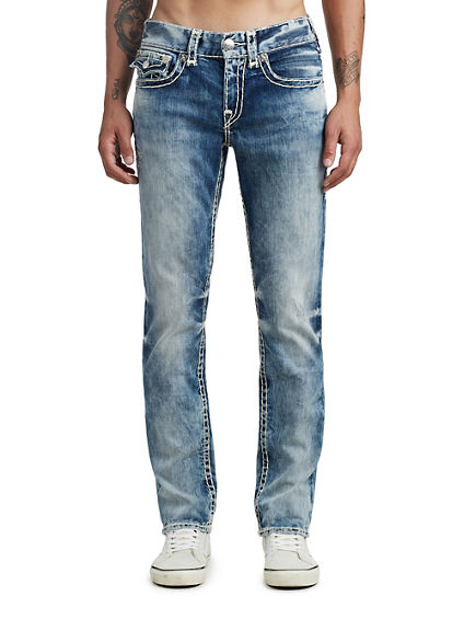 MENS SUPER T SLIM JEAN W/ FLAP