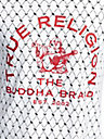 BUDDHA MONOGRAM TEE