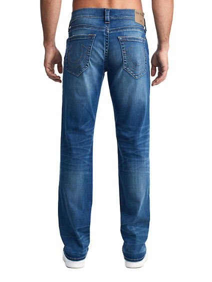 MENS STRETCH RICKY STRAIGHT JEAN