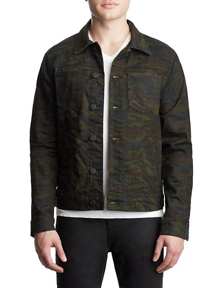 MENS CAMO DYLAN JACKET