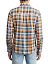 MENS PLAID UTILITY SHIRT