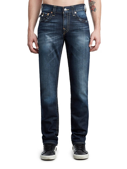 MENS GENO SLIM JEAN W/ FLAP
