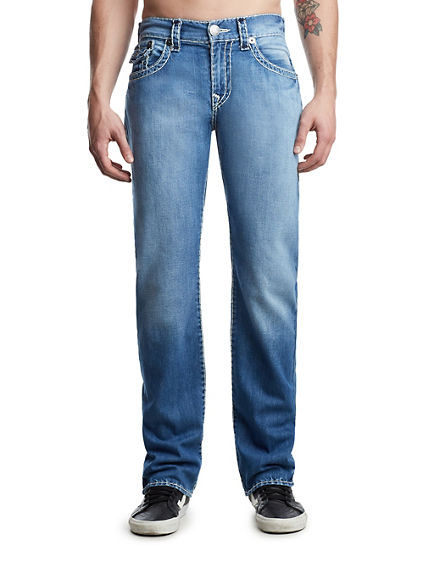 RICKY STRAIGHT SUPER T JEAN W/FLAP
