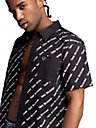 MENS TR PRINT BUTTON DOWN SHIRT