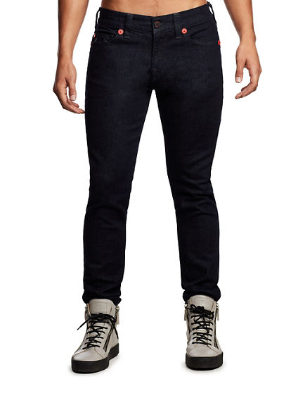 MENS TR X MANCHESTER UNITED ROCCO SKINNY JEAN