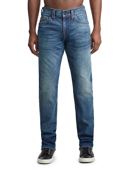 MENS TR X MANCHESTER UNITED 32 INSEAM RICKY STRAIGHT JEAN