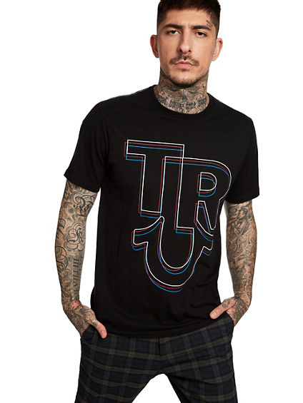 THE TR OUTLINE TEE