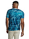 SUBLIMATED WAVES TEE