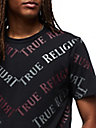 REFLECTION PRINT TEE