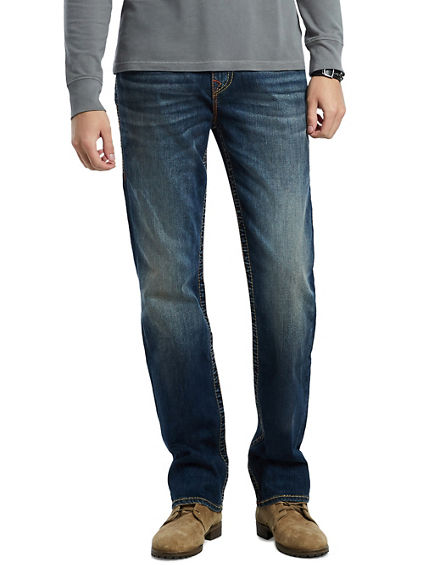 sells huge discount uk availability Men's Designer Slim Fit Jeans | True Religion