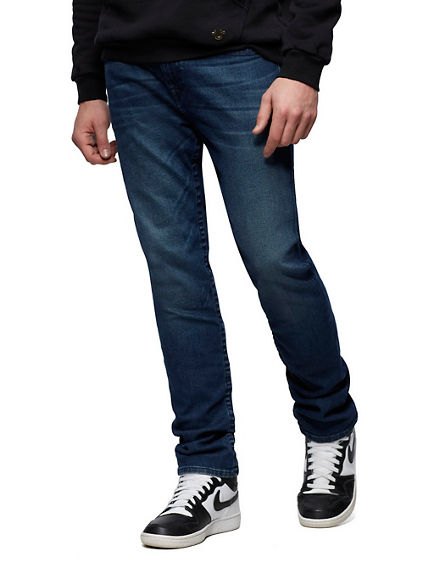 ROCCO EMBROIDERED JEAN