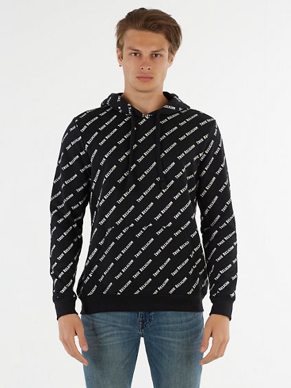 TR ALL OVER PRINT HOODIE