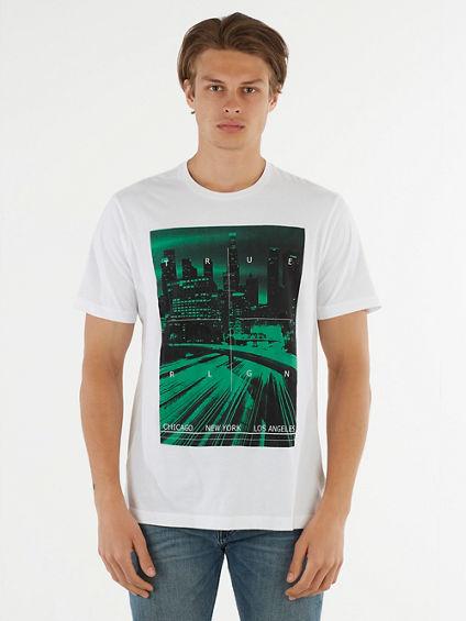 TR CITYSCAPE GRAPHIC TEE