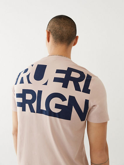 TR LETTER TEE