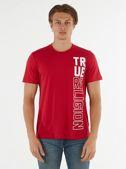 TR CREW NECK TEE