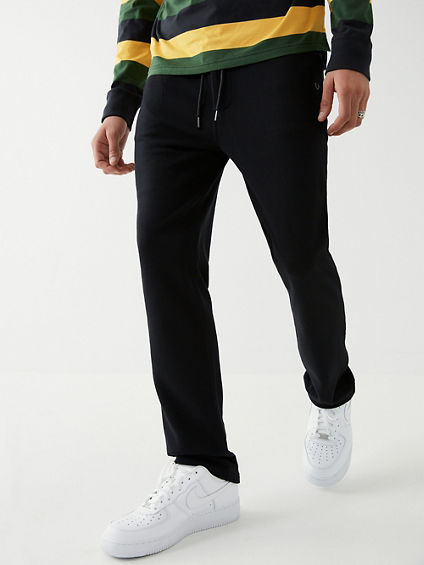 SOLID JOGGER PANT