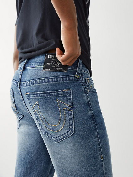 DANNY BIG T TAPERED JEAN