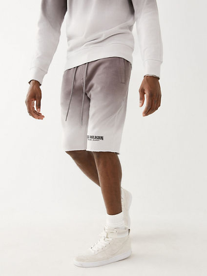 OMBRE SWEAT SHORT