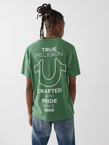 CRAFTED LOGO TEE