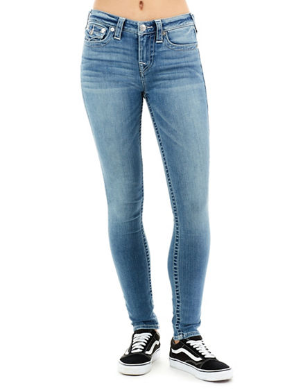 WOMEN'S SUPER SKINNY FIT JEAN