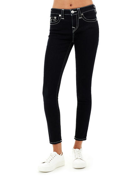 SUPER SKINNY WOMENS ANKLE JEAN