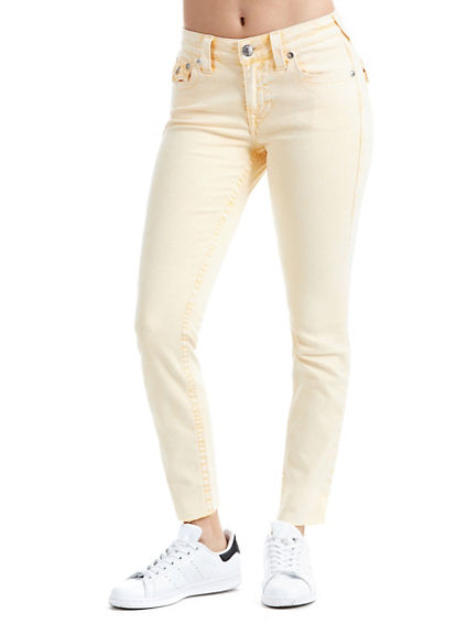 CURVY SKINNY FIT ANKLE JEAN