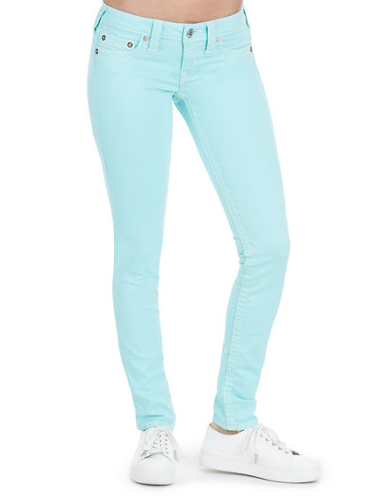 SKINNY BIG T NATURALINE WOMENS JEAN