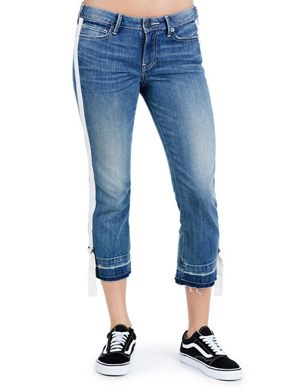 STARR CROP STRAIGHT WOMENS JEAN