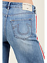 ATHLETIC STOVEPIPE WOMENS JEAN