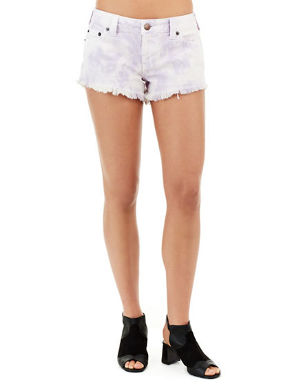 KEIRA MID RISE WOMENS SHORT